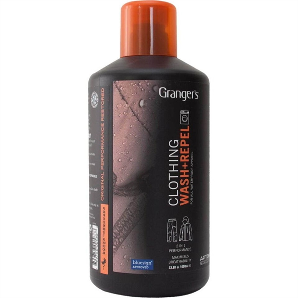 Granger's 2 in 1 Wash & Repel 1000ml