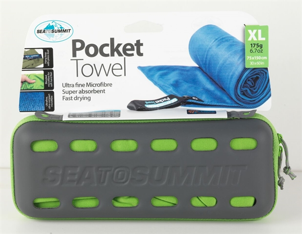 Sea to Summit Pocket Towel XL 75 x 150cm