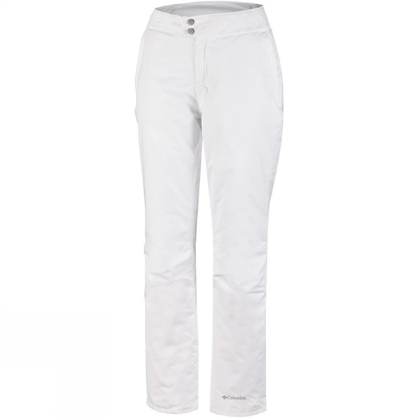 Columbia On The Slope Pants W White