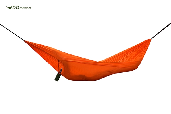 DD Chill Out Hammock Sunset Orange