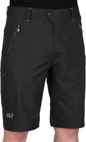Jack Wolfskin Active Track Shorts Mens.