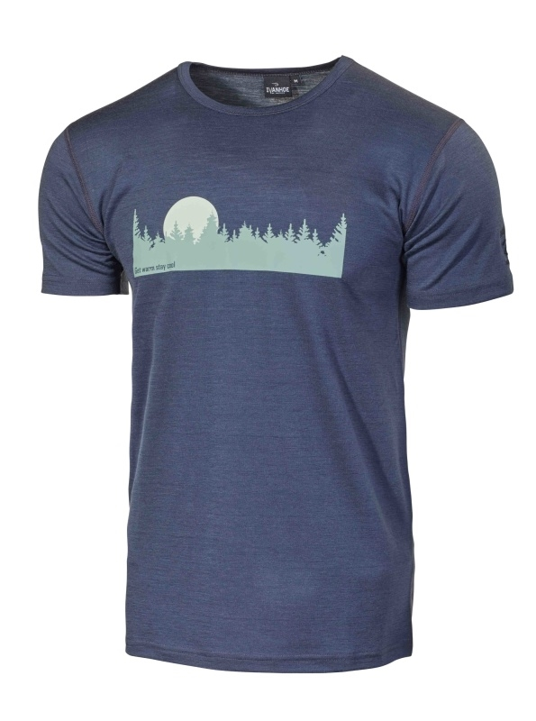Ivanhoe Agaton Tree T-shirt