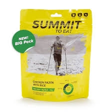 Summit To Eat Chicken Fajita With Rice Big Pack