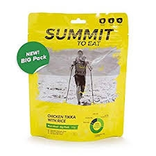 Summit to eat Chicken Tikka With Rice Big Pack