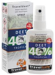 Travelsafe Traveldeet 40% Tropical