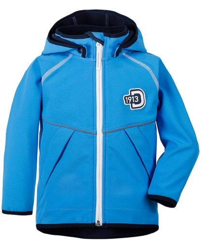 Didriksons Elmån Kid's Softshell Jacket