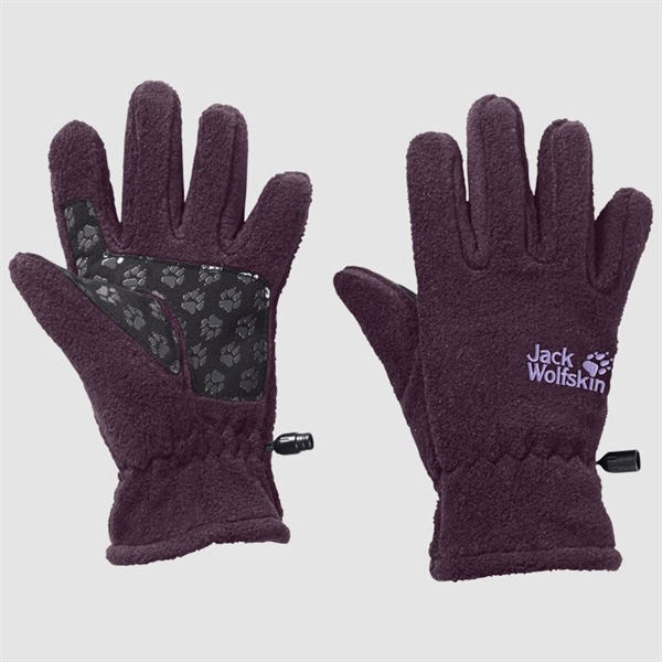 Jack Wolfskin Fleece Glove Kids