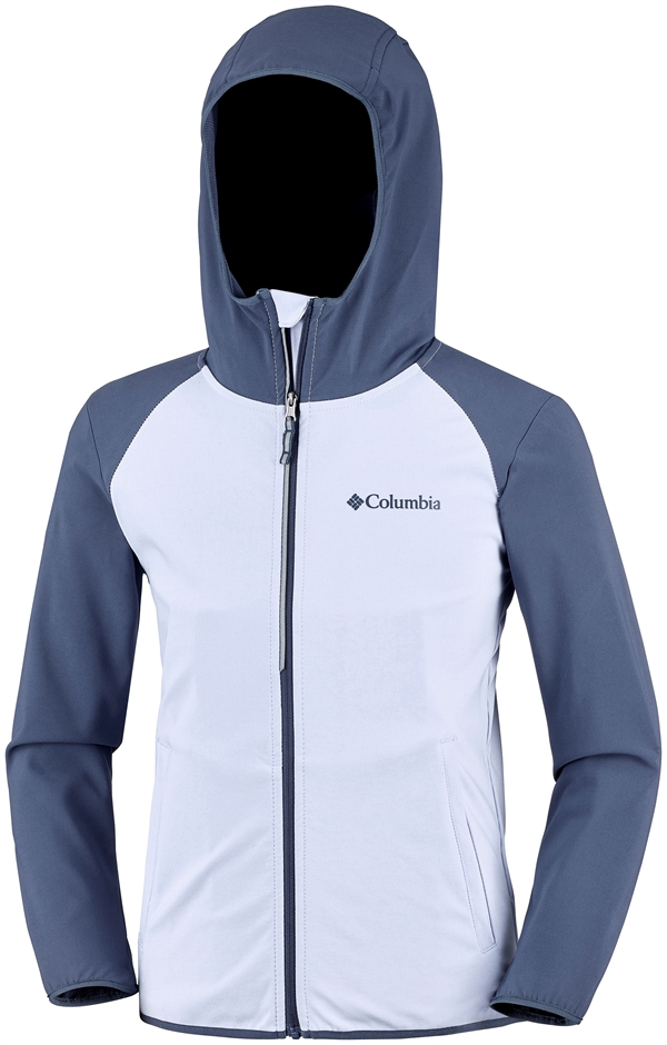 Columbia Heather Canyon Softshell Jacket Kid's
