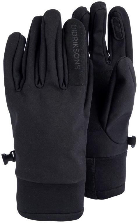 Didriksons Isa Softshell Gloves