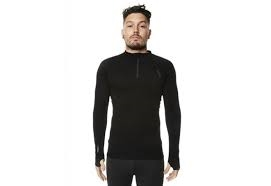 XTM Merino Men's Zip Neck
