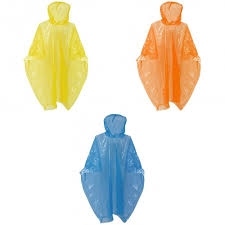 Trespass Engangs poncho
