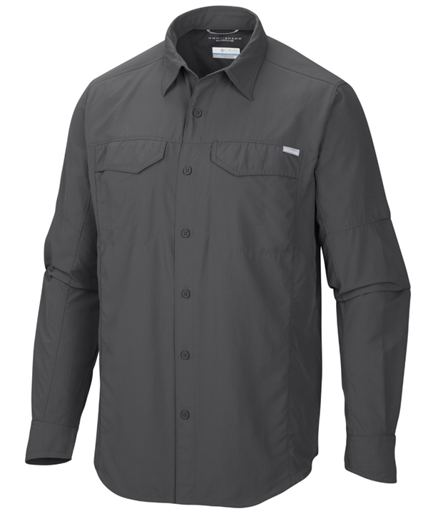Columbia Silver Ridge LS Shirt M