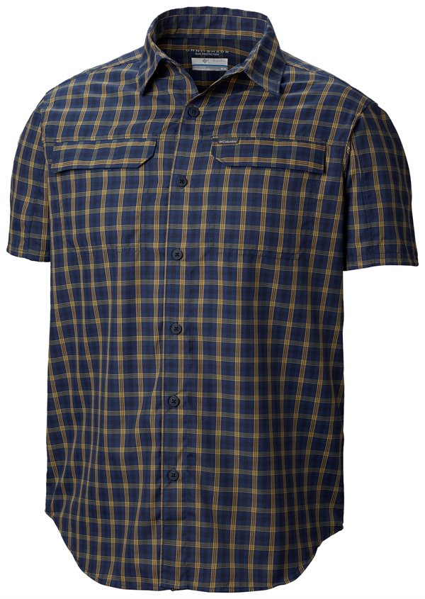 Columbia Silver Ridge Multi Plaid SS Shirt