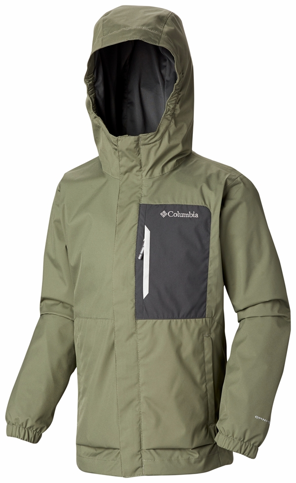 Columbia Splash S'more Rain Jacket