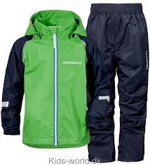 Didriksons Trysil Kid's Set