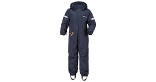 Didriksons Tysse Kid's Coverall