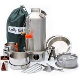 Kelly Kettle Ultimate Scout Kit Stål