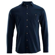 Aclima Leisurewool Woven Wool Shirt Mens